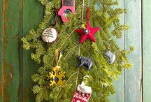 holiday decoration / by Julia Sakharevich