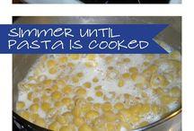 pasta / by Linda Kutz