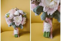 Bridal Bouquets / by Melissa Biador Photography