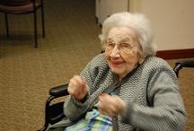 We love to dance! / by Cedar Village Retirement Community