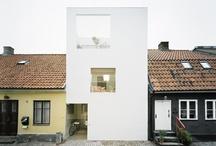 exteriors. / by caleb john hill