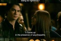 The Vampire Diaries  / by Beatriz