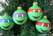 Christmas!!!etc... / by Ashley Adams