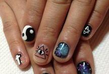 Nails/Hair/Makeup / by Christina Crescimanno
