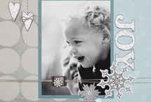 Scrapbook Page Ideas / by DeAnn Lewis