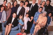 TV and movie families / by Melinda Clayton