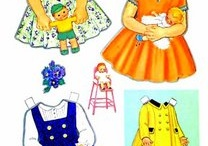 Paper dolls / by Diana McNeilly