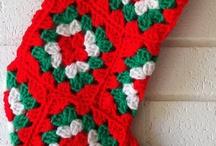 Christmas Crochet / by Alyanna Johnson