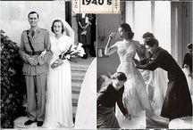 Vintage Military Wedding / by CJ Santos