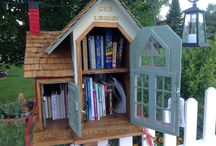 Little Free Libraries / by Claire Boyles
