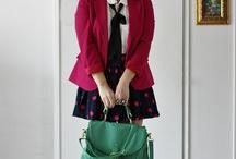 Fashion&Style: Fucsia / by Chicisimo .