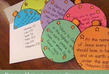 Bible Study Crafts / by Sheila Purvis