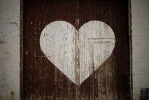 ♡ Hearts ♡ / by Melissa Ann