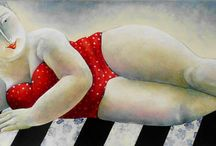 Paintings I love / by Paula McGee