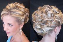 wedding hair / by Brenda Melchor