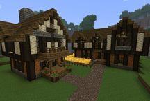 Minecraft / by Drake DeArmond