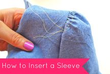 Sewing / by April Meischeid