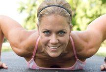 Workout / by Kristi Ahne-Pierce