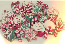 Christmas cookies.... / by Rebecca Price