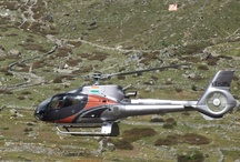 Chardham Yatra By Helicopter / by Devraaj Negi