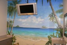 Office Mural / by Lori Mitchell