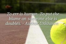 Everything Tennis / We are all tennis lovers. Lets share anything about tennis. Comment in any of my pins to join. Feel free to invite your friends. Happy Pinning :) / by Nicole's Tennis Boutique