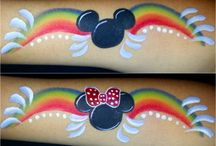face painting / by Connie Helton