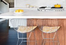 Kitchens and Dining / by Jessica K