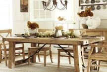 Sunroom/ dining room ideas / by Heather {sweet number 9}