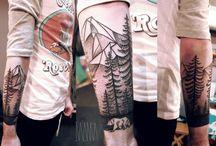 Tattoo Ideas / by Kristin Timm