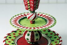 Holidays & Seasonal Decor! / by Brittney Chamblee
