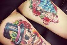Tattoos and piercing  / by Sabrina Sherow