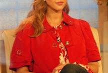 Jessica Alba: At TV Shows / by Jessica Alba