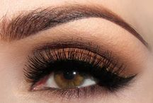 makeup / by Adele DeBlassie-Shibata