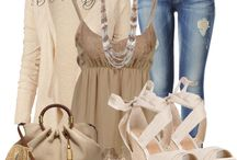 Closet Envy / I would really love to start dressing up more than just jeans and a plain tee! / by Heather Taylor