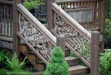 Garden Hardscape / by Winnie Creason