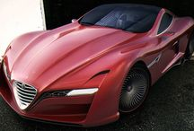 Alfa Romeo / by The supercars