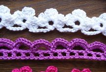 crochet / by Bonnie Hinson