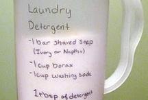 laundry / by Dana Leidholm