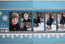 2 page layouts / by Theresa Miller