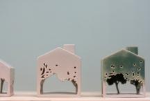 Mini Houses I love / by Loias