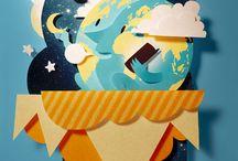 Illustration Inspiration / by Danielle Primiceri