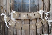 Banners, Pennants, Craftiness / by knot too shabby