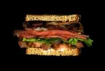 Sandwiches.  / by Erin Phraner