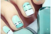 Fancy Nails / by Karen Kiehle