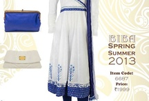 Styling Ideas Spring Summer 2013 / by Biba India