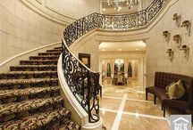 Foyer/Stair Love / by Romantic Domestic