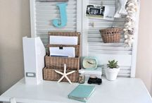 Shutters & Windows & Doors....OH MY !! / Creative uses for home decor inside or out... / by Jan Bigelow