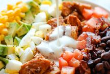 Salads / Healthy salad ideas / by Ryan Caselton