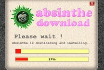 Not Absinthe! / Absinthe software, shows, soap, toothpaste, and even some drinks which try to capitalise on absinthe's fame and prices, but which are in fact a long way from being absinthe. / by LaClandestine Absinthe